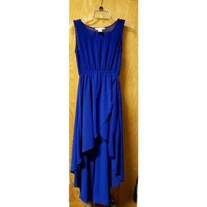 Real Blue Dress